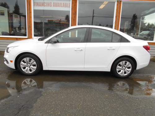 Pre-Owned 2016 Chevrolet Cruze Limited