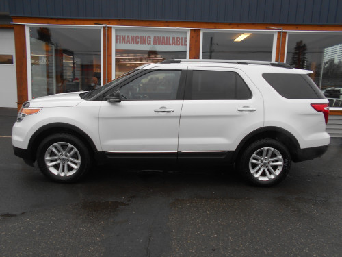 Pre-Owned 2011 Ford Explorer