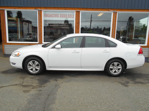 Pre-Owned 2013 Chevrolet Impala