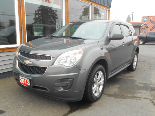 Pre-Owned 2013 Chevrolet Equinox