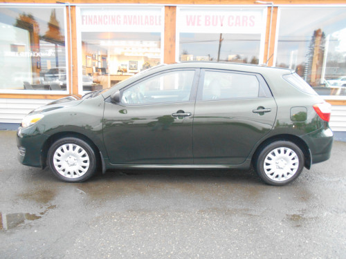 Pre-Owned 2011 Toyota Matrix
