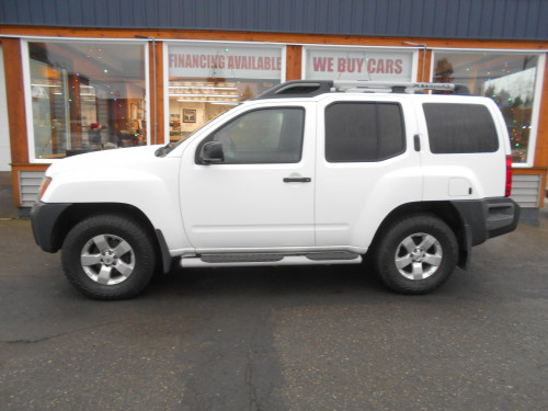 Pre-Owned 2009 Nissan Xterra