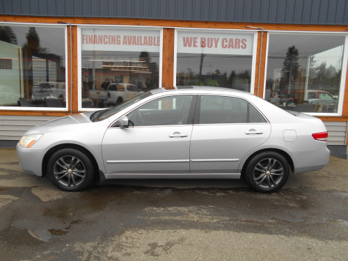 Pre-Owned 2004 Honda Accord