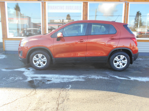 Pre-Owned 2015 Chevrolet Trax